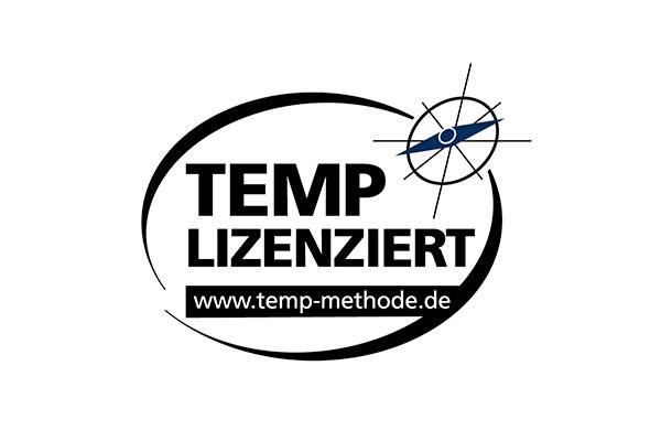 TEMP Lizenzierung