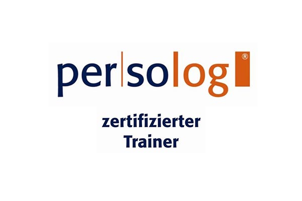 persolog zertifizierter Trainer